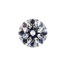 Diamante certificato GIA - 0,33 ct colore F purezza SI1