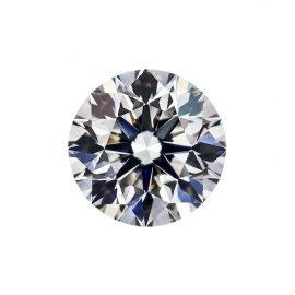 Diamante certificato GIA - 0,50 ct colore F purezza VS1