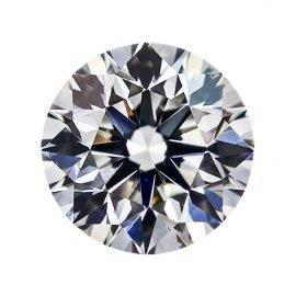 Diamante certificato IGI - 1,57 ct colore F purezza VS2