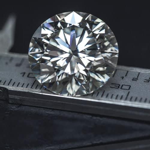 I carati del diamante