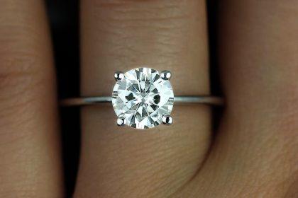 Il taglio è fondamentale per la brillantezza di un diamante