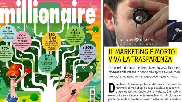 Diamitaly - L'azienda che tutela chi acquista anelli di fidanzamento.