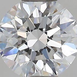 Diamante Certificato GIA - 0.32 ct colore D purezza IF taglio Eccellente
