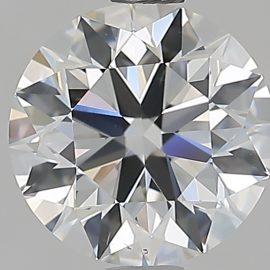 Diamante Certificato GIA - 1.51 ct colore E purezza VS2 taglio Eccellente