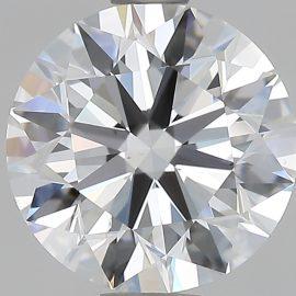Diamante Certificato GIA - 1.60 ct colore D purezza VS1 taglio Eccellente