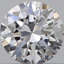 Diamante Certificato GIA - 0.30 ct colore D purezza SI1 taglio Molto Buono