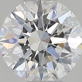 Diamante Certificato GIA - 0.31 ct colore G purezza VS2 taglio Eccellente
