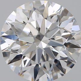 Diamante Certificato GIA - 0.90 ct colore D purezza VS1 taglio Eccellente