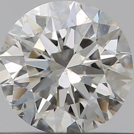 Diamante Certificato GIA - 0.41 ct colore I purezza SI2 taglio Eccellente