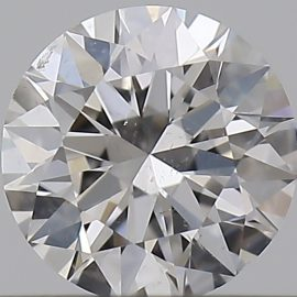 Diamante Certificato GIA - 0.30 ct colore D purezza SI1 taglio Eccellente