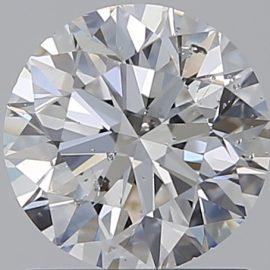 Diamante Certificato GIA - 1.00 ct colore D purezza SI2 taglio Eccellente